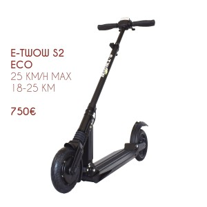E-scooter Littleboard S2 Booster