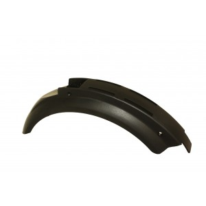 Rear fender for electric scooters