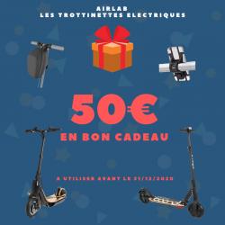 Bon cadeau 50 - Airlab...