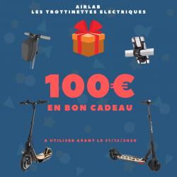 Bon cadeau 100 - Airlab...