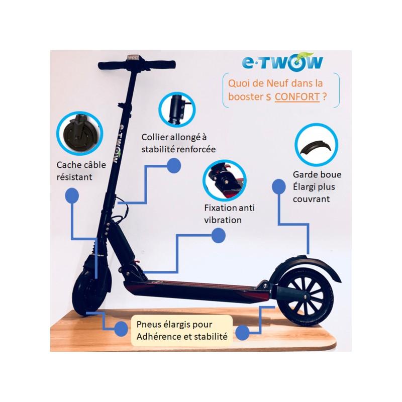 Trottinette électrique etwow Booster S+ confort