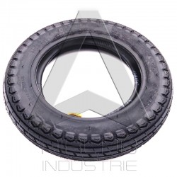 Tire with tube for...