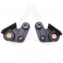 Rear frame ears V1Black...