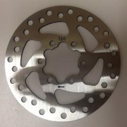 Brake disc for Lab'elle...