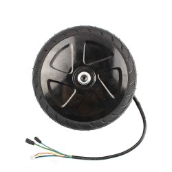 Front wheel with 300W...