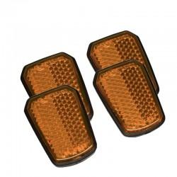 Pack catadioptre x 4