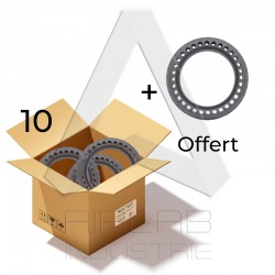 10 (+ 1 offert) Pneus...