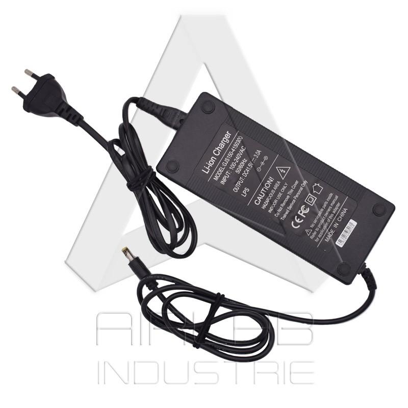 Chargeur pour trottinette électrique Lab'Elle, Littleboard VIII et X.