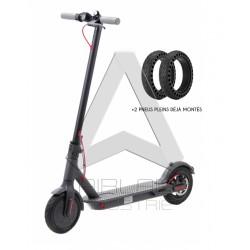 Trottinette électrique XIAOMI M365 PRO version CE Rapport qualité prix imbattable.