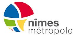 Logo Nîmes métropole